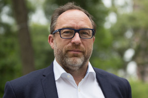 Jimmy Wales. Photo by Victor Grigas, licensed CC BY-SA.
