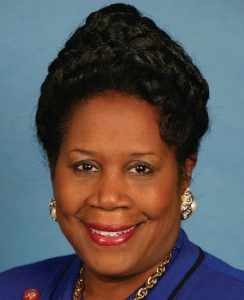 Rep. Sheila Jackson Lee of Houston, Texas. Photo public domain, courtesy of U.S. Congress.
