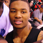 Portland's Damian Lillard. Photo by Mikalan Moiso, licensed CC BY-SA.